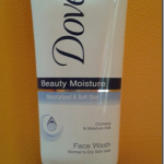 Dove Beauty Moisture Face wash Review