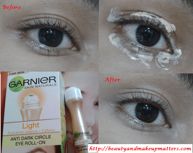 Garnier-Anti-Dark-Circle-Eye-Roll-On-Light-Swatches