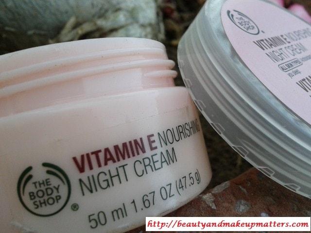 The-Body-Shop-Vitamin-E-Nourishing-Night-Cream