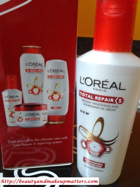 Loreal-Total-Repair-Hair-Serum
