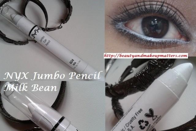 NYX-Jumbo-Eye-Pencil-Milk-Bean-Look
