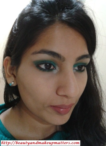 Look-with-Teal-Green-Eyes