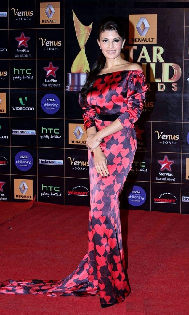 Jacqueline-Fernandez-At-2013-Renault-Star-Guild-Awards