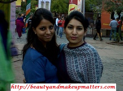 Me-and-MyCousin-At-Dilli-Haat