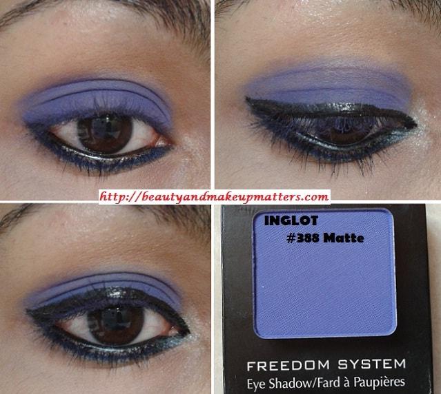 Inglot-Freedom-System-Eye-Shadow-Matte388-EOTD