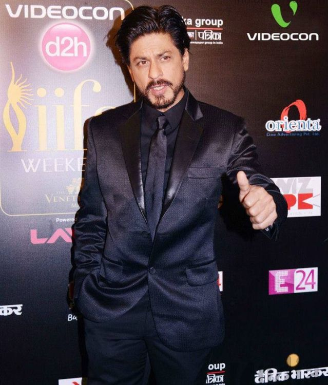 Shah Rukh Khan @ IIFA Awards 2013