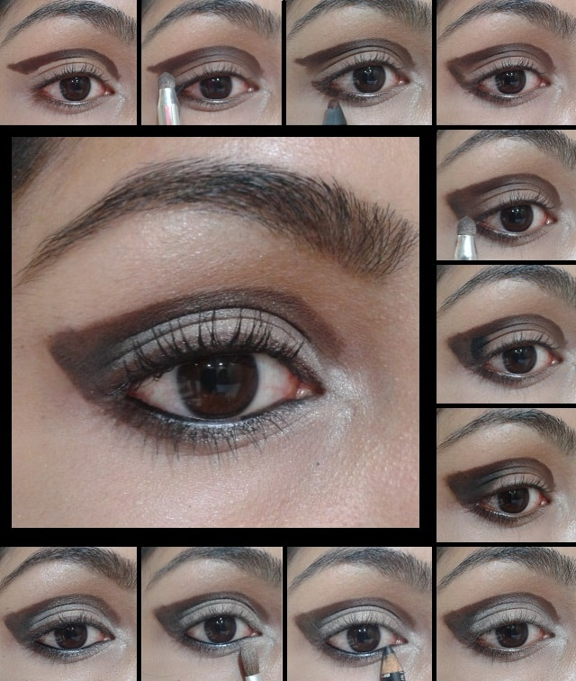 Eye MakeupTutorial- Brown Cut Crease Eyes