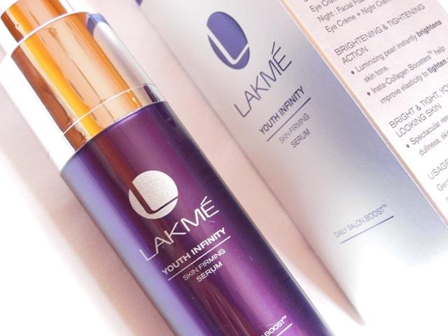 Lakme Youth Infinity Skin Firming Serum