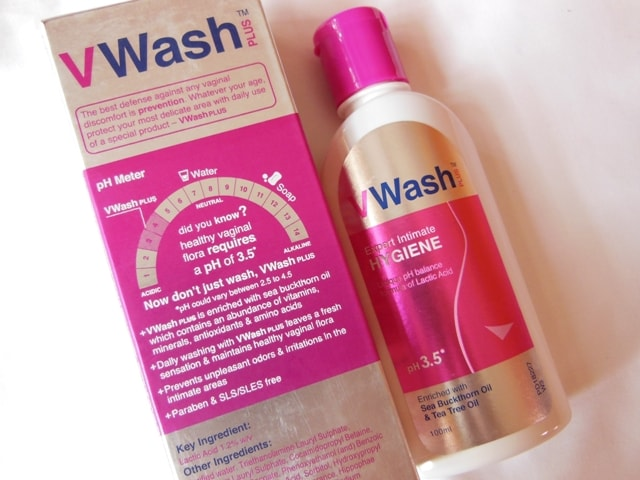V Wash Expert Intimate Hygiene Claims