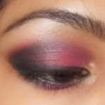 Eye Makeup Look - Pink Secret