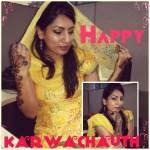 Happy Karwachauth!! :)