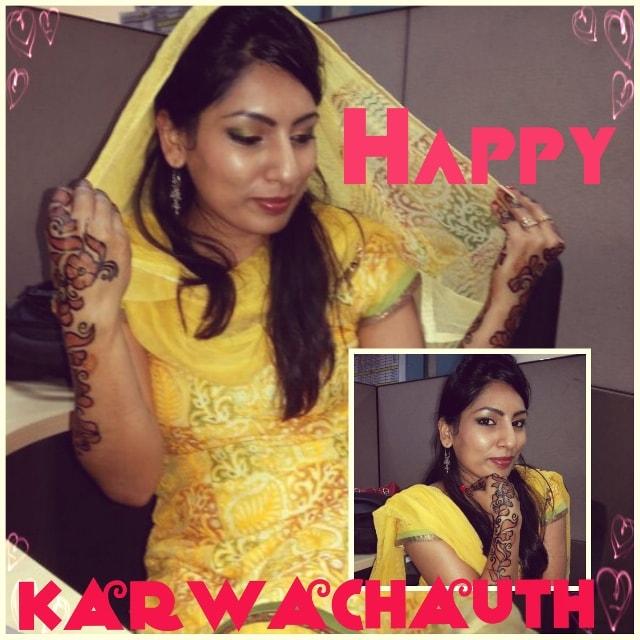 Happy Karwachauth 2013
