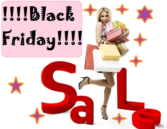 Black Friday Sales and Discounts 2013