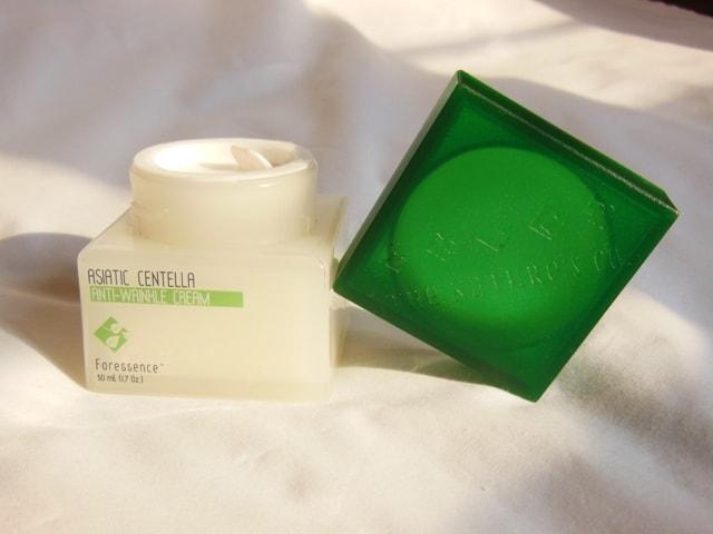 The Nature's Co. Asiatic Centella Anti-Wrinkle Cream