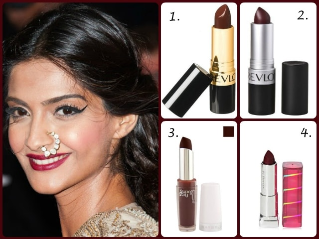 Best Oxblood Lipsticks