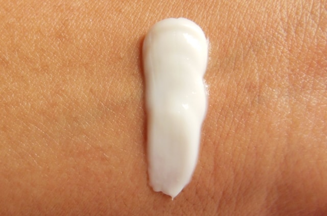 Anne French Shea Surprise Hair Remover Cream Swatch