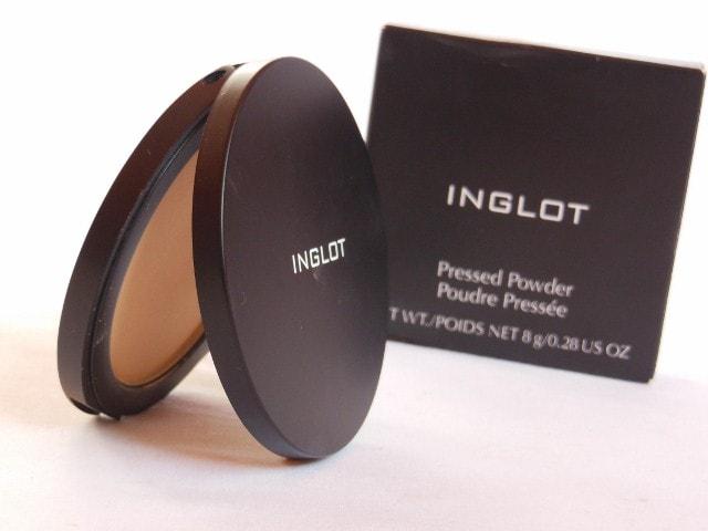 Makeup Crush Chronicles -INGLOT Pressed Powder