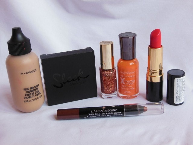 March Makeup Favorites - 2014