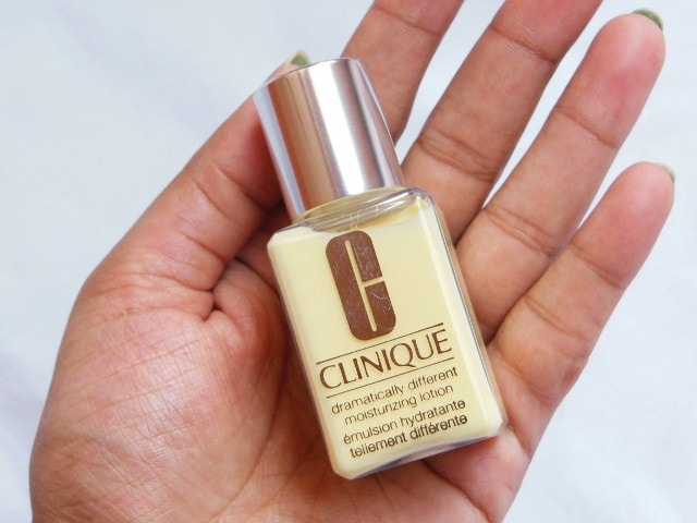 Clinique Dramatically Different Moisturzing Lotion Review