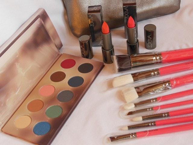 Luxola Makeup Haul - Zoeva Cosmetics