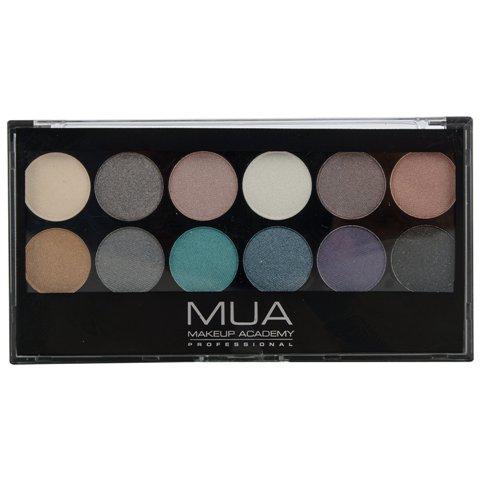 Best Eyeshadow Palette India - MUA Eyeshadow Palette Dusk Till Dawn