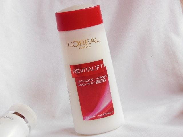 L'Oreal Paris Revitalift Anti - Ageing + Firming Aqua Milky Toner