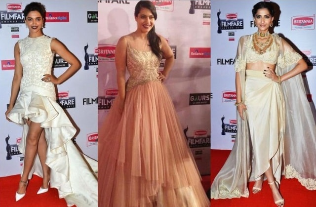 Best Dressed at Filmfare Awards 2015