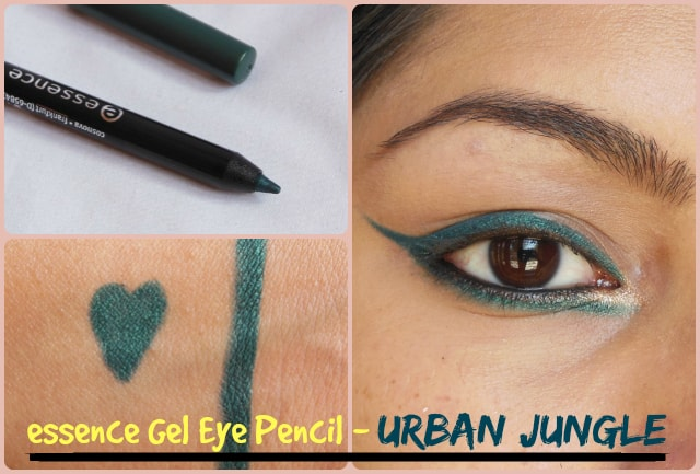 Essence Gel Eye Pencil Urban Jungle Look