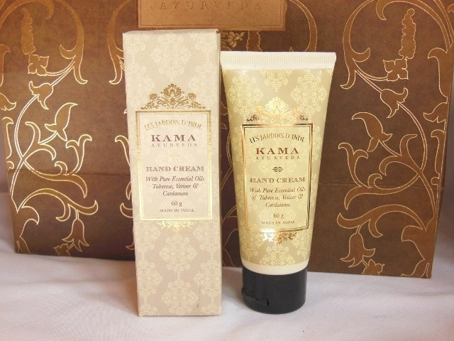 Kama Ayurveda Hand Cream With Essential Oils Review