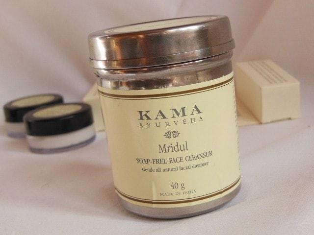 Kama Mridul Soap Free Face Cleanser