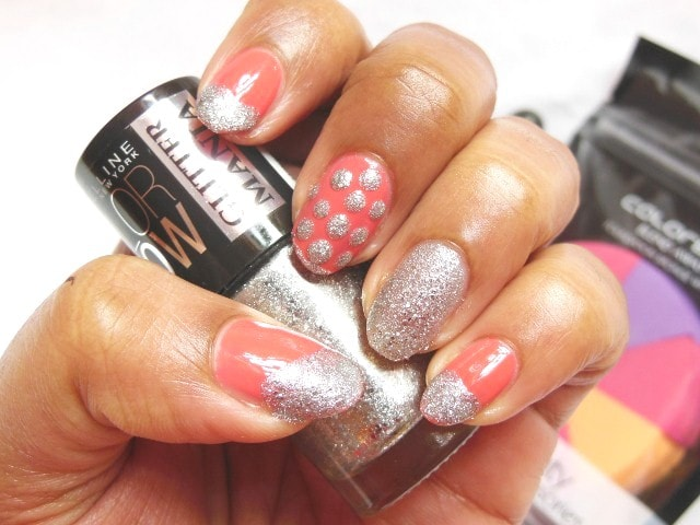 Maybelline ColorShow GlitterMania Nail Polish Dazzling Diva Nails