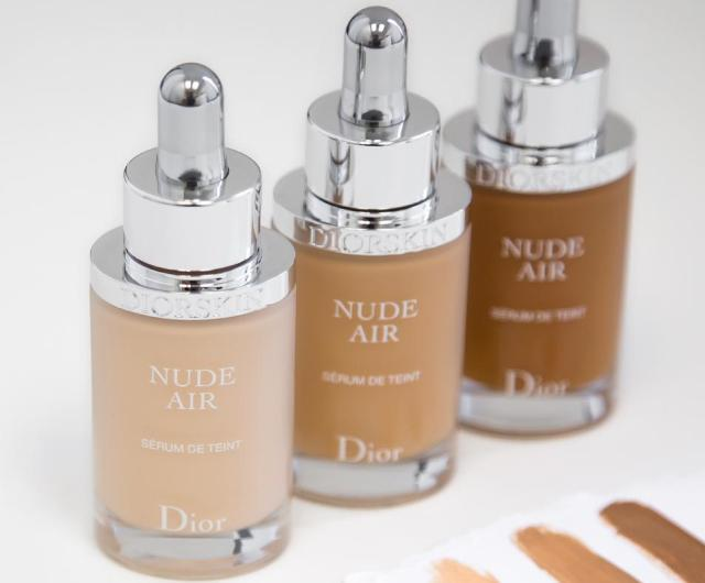 Makeup Wishlist -Diorskin Nude Air Foundation