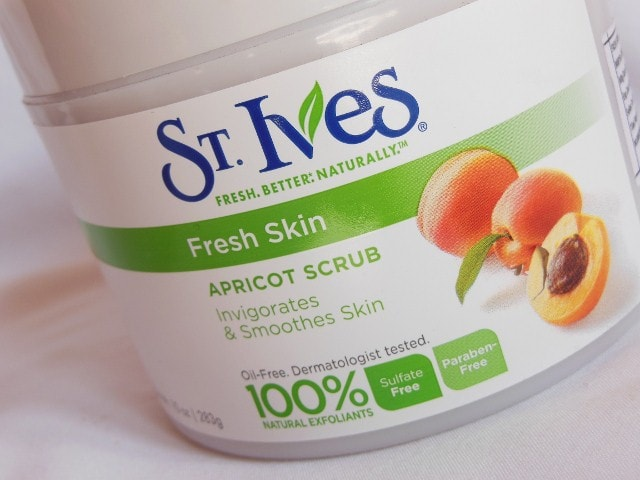 St Ives Fresh Skin Scrub