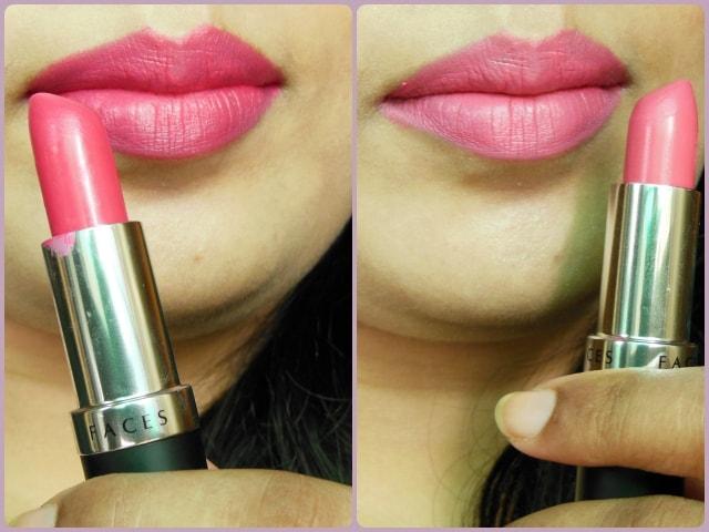 Faces Ultime Pro Velvet Matte Lipsticks LOTD