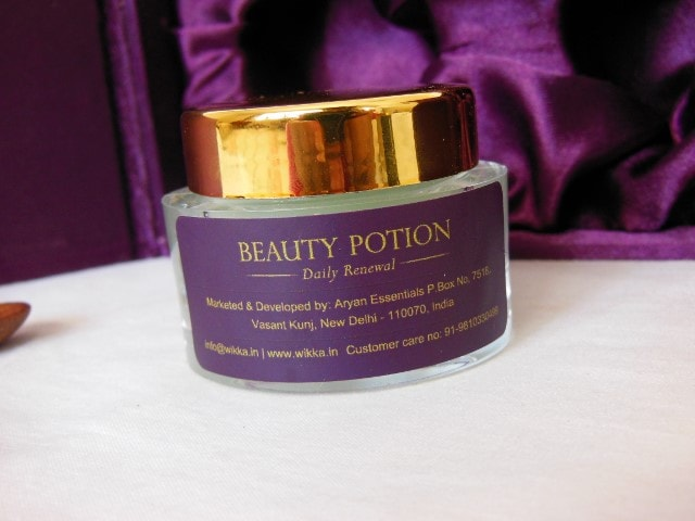 Wikka Beauty Potion