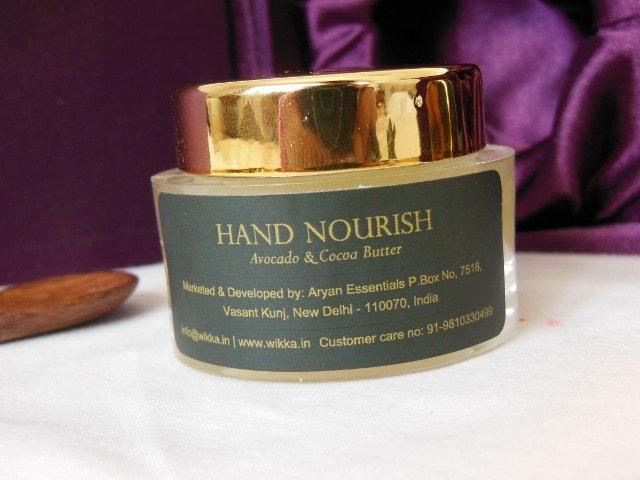 Wikka Hand Nourish