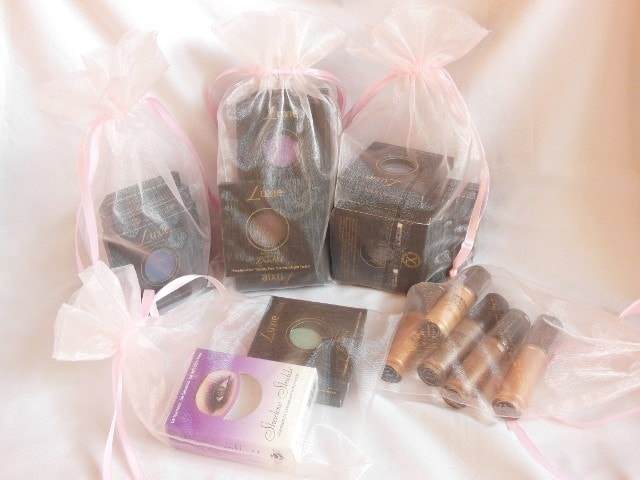 Luxie beauty Eye shadow Haul