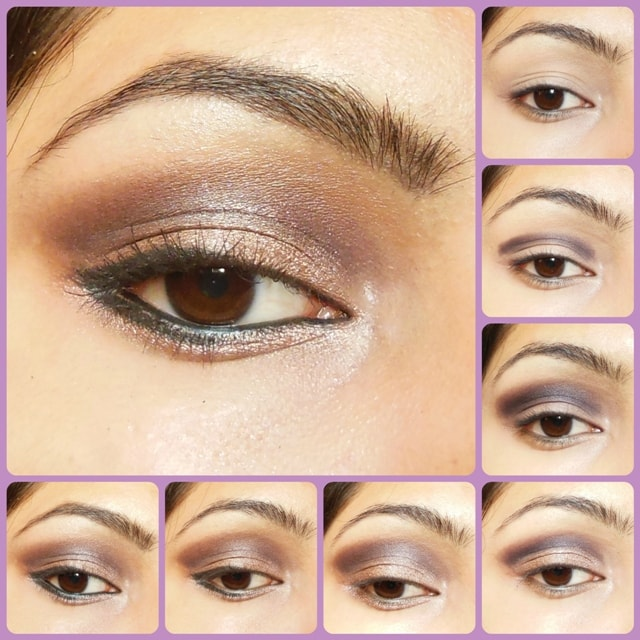 Eye Makeup Tutorial - Cool Toned Smokey Brown Eyes