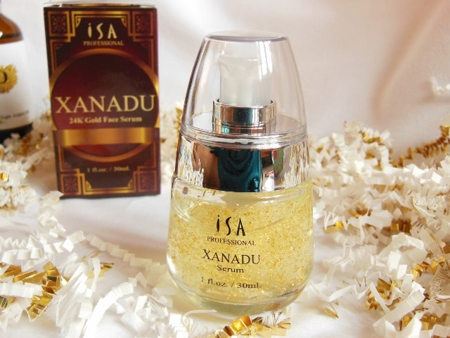 ISA XANADU Gold Serum