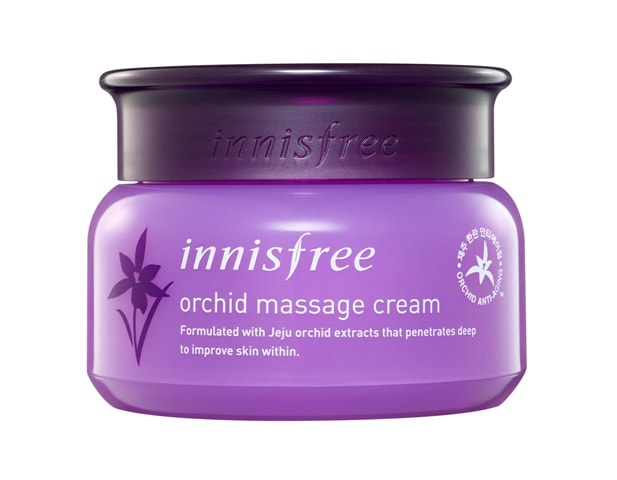Jeju Orchid Massage cream