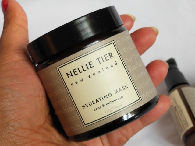 Nellie Tier Hydrating Mask