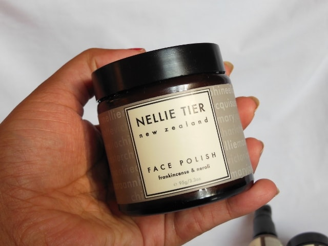 Nellie Tier face Polish