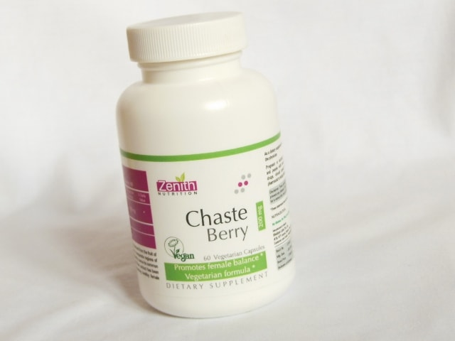 Zenith Nutrition Chaste Berry Capsules Review