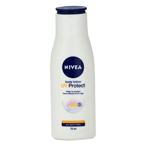 Best Summer Body Lotion-Nivea UV Protect Body Lotion
