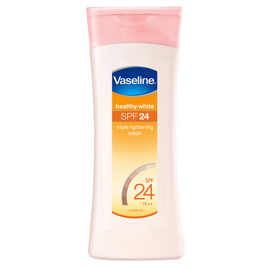 Best Summer Body Lotion- Vaseline Healthy White SPF 24 Body Lotion