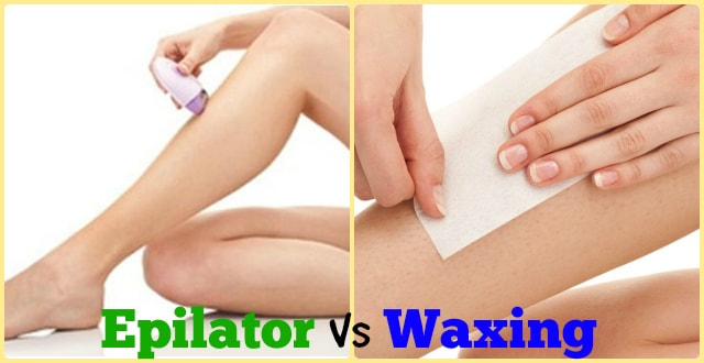 Epilators Vs Waxing