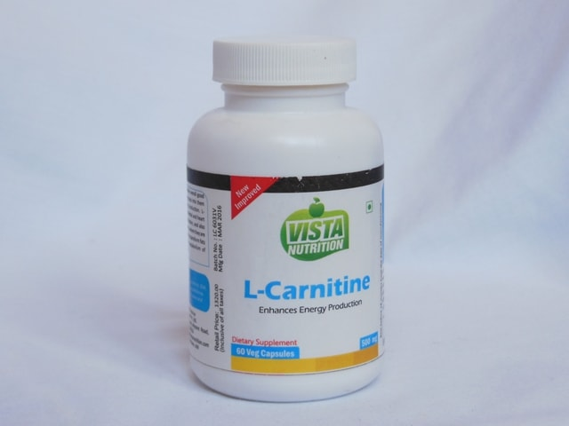 Vista Nutrition L-Carnitine