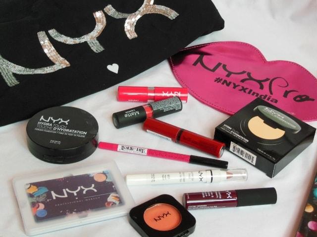 NYX Cosmetics India