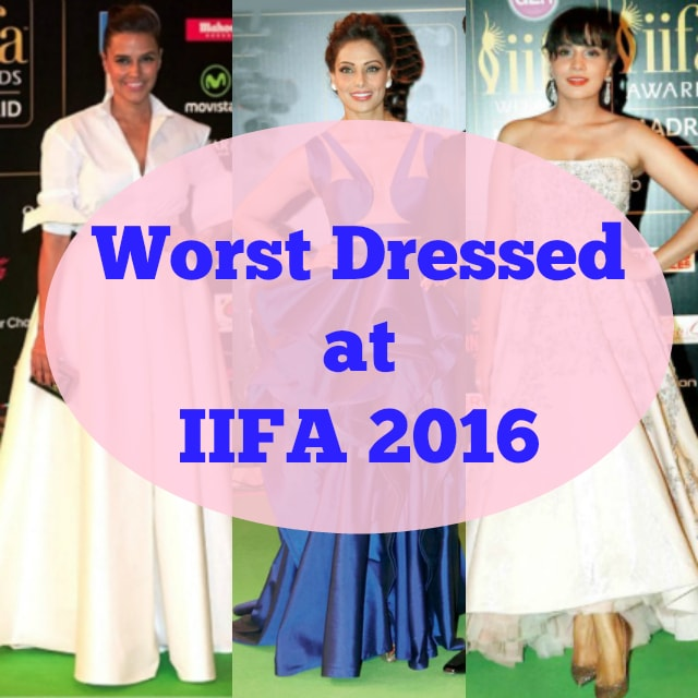 5 Worst Dressed Celebrities at IIFA Awards 2016