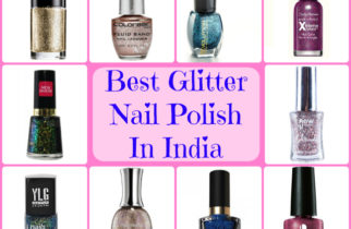 Best Glitter Nail Polish in India